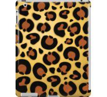 Jaguar Fur Pattern iPad Case/Skin