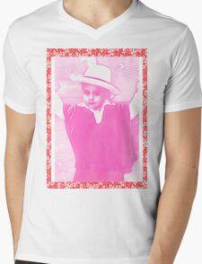 Cuenca Kids 767 Mens V-Neck T-Shirt