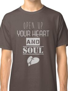 Heart and soul Classic T-Shirt