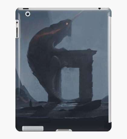 Lizard... iPad Case/Skin