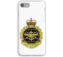 Joint Operations Group Badge iPhone Case/Skin