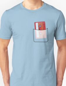 cassette in a pocket Unisex T-Shirt
