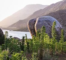El Capitan Reservoir, San Diego County, California 2 by heatherfriedman