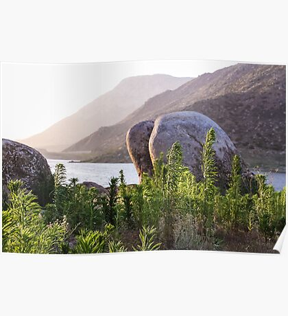 El Capitan Reservoir, San Diego County, California 2 Poster