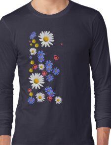 Flowers, wildflowers Long Sleeve T-Shirt