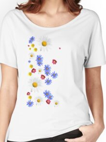 Flowers, wildflowers Women's Relaxed Fit T-Shirt