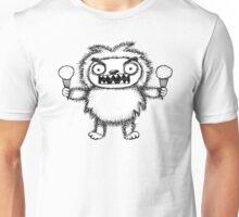 Yeti a la Mode Unisex T-Shirt