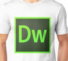 Dreamweaver Icon Unisex T-Shirt
