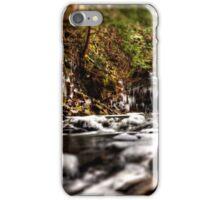 Freezing Fall iPhone Case/Skin
