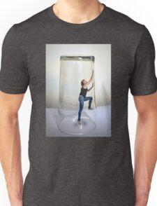 Avocado-Shaped Drying Rack Unisex T-Shirt