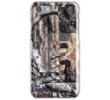 Camouflage E iPhone Case/Skin