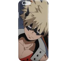 Bakugou Katsuki iPhone Case/Skin