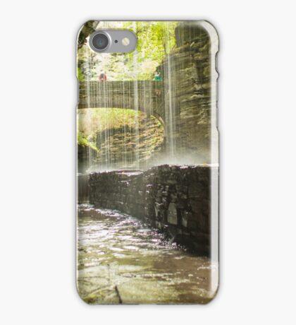 Watkins Glen State Park iPhone Case/Skin