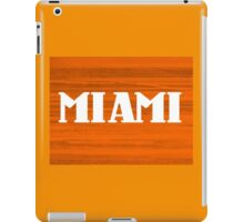 Miami - USA iPad Case/Skin