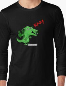 Ziggy the Dragon! Long Sleeve T-Shirt