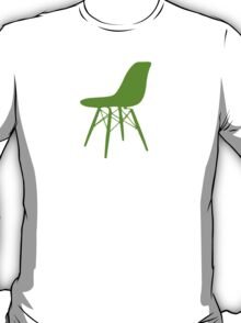 Eames Eiffel Plastic Side Chair T-Shirt