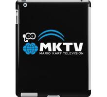 Mario Kart Television (White) iPad Case/Skin