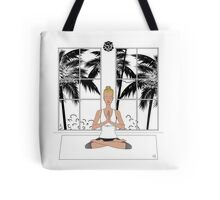 Yoga Girl..... Tote Bag