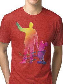 A Partner's Wecome Tri-blend T-Shirt