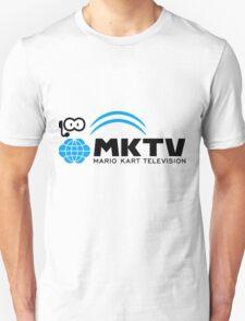 Mario Kart Television (Black) Unisex T-Shirt