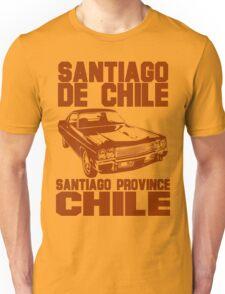 Santiago de Chile-Car 2 Unisex T-Shirt