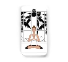 Yoga Girl.... Samsung Galaxy Case/Skin