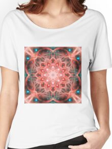 Ascension Mandala Women's Relaxed Fit T-Shirt