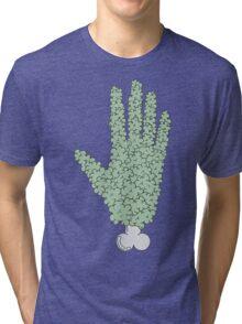 the hand Tri-blend T-Shirt
