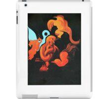 After us Motherhood by Max Ernst iPad Case/Skin