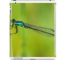 Clinging on for life! iPad Case/Skin