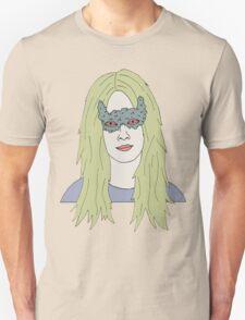 strange girl Unisex T-Shirt