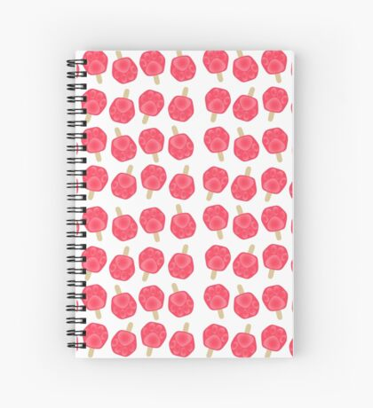 get your pawpsicles! Spiral Notebook