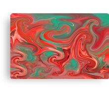 Abstract- 18-  Art + Products Design  Canvas Print