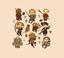 Dragon Age: Origins by jambandit