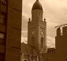 Antique Church by Chris Moll