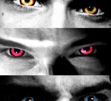 Teen Wolf - Alpha Beta Omega Sticker