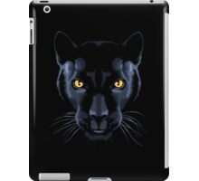 Panther Black iPad Case/Skin