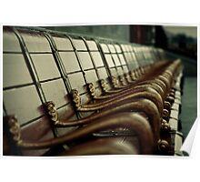 forbidden seat Poster