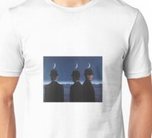 The Mysteries of the Horizon by Magritte  Unisex T-Shirt