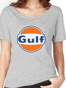 Gulf oil Women's Relaxed Fit T-Shirt