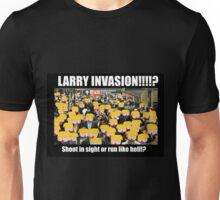 Larry Invasion! Unisex T-Shirt