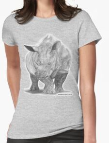Gentle Giant Womens Fitted T-Shirt