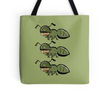 in the army Tote Bag