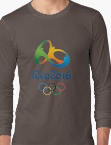 Olympics in Rio 2016 Long Sleeve T-Shirt