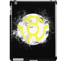 Yellow Lantern Symbol iPad Case/Skin