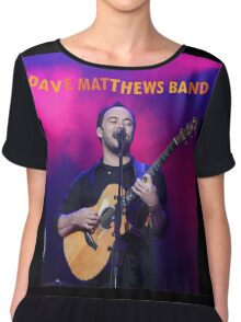 DAVE MATTHEWS BAND TOUR DATES Chiffon Top