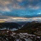 Dawn from Hanson's Peak by ThisMoment