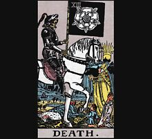 Tarot - Death. (BLACK TEE ONLY) Unisex T-Shirt