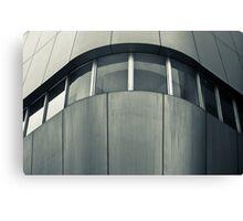Arched facade Canvas Print