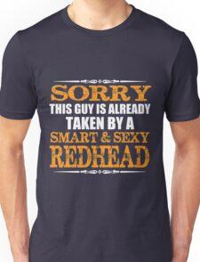 REDHEAD GUY TSHIRT Unisex T-Shirt